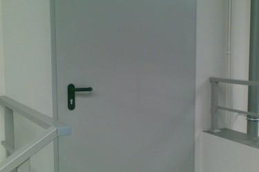 drzwi stalowe ppoż.